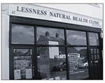 Lessness Natural Health Clinic Bexleyheath